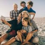 Vacationing with elderly parents